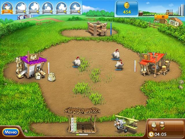 скачать игру мини ферма