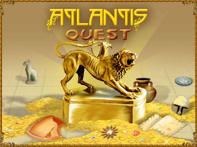 Скачать мини игру атлантида квест
